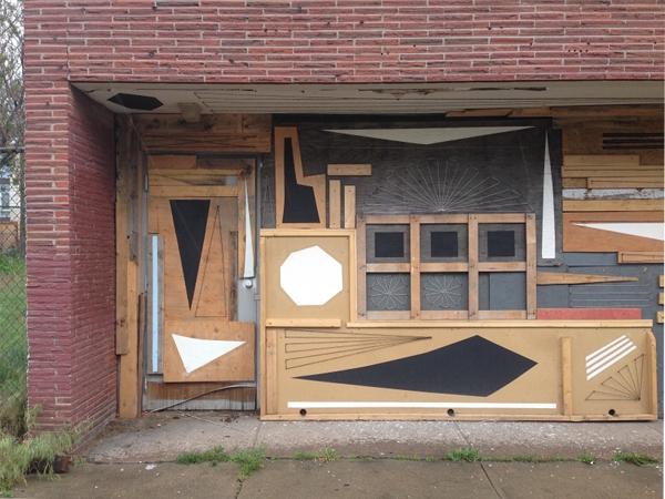 Derelict building, Denver